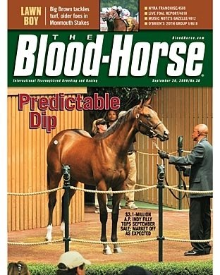 The Blood-Horse: 09/20/2008 issue
