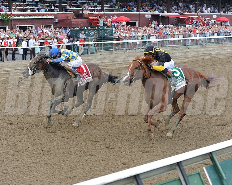 Emma's Encore wins the Prioress Stakes (gr. 1)