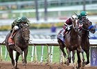 Untapable Powers to Breeders' Cup Distaff Win