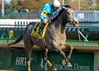 Filly On Fire Baby Headlines Smarty Jones