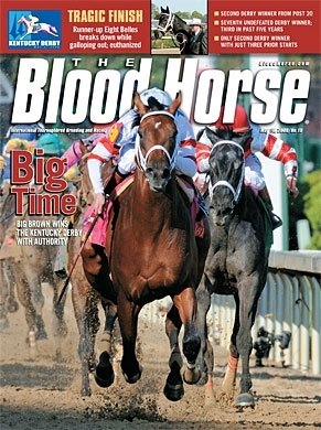 The Blood-Horse: 05/10/2008 issue