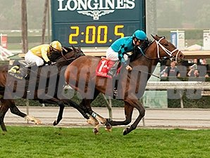 Finnegans Wake wins the 2015 San Marcos.