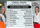 War Academy 2-1 Favorite in Arkansas Derby