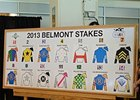 Orb Draws Post 5 as Belmont Favorite at 3-1