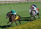 Ball Dancing Surges to Jenny Wiley Score