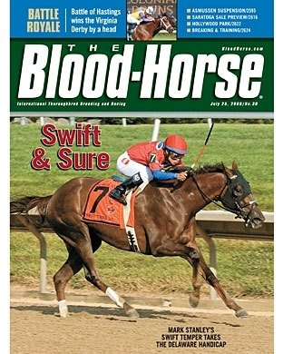 The Blood-Horse: 07/25/2009 issue