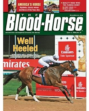 The Blood-Horse: 04/04/2009 issue
