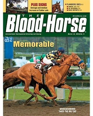 The Blood-Horse: 3/13/2010 issue