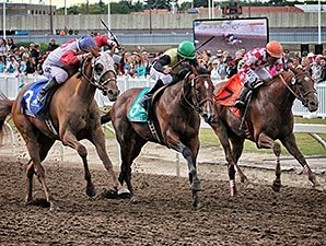 Partners to Build Racetrack Casino in Calgary