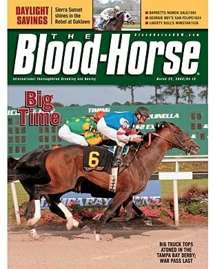The Blood-Horse: 03/22/2008 issue