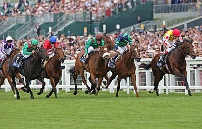 Royal Ascot begins on June 17 with the Queen Anne Stakes.