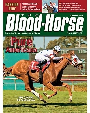 The Blood-Horse: 07/12/2008 issue