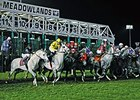 Meadowlands Thoroughbred Meet Cuts Takeout