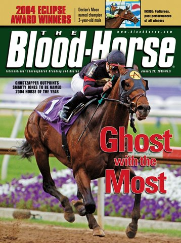 In this continuing series about top horses sired by popular stallions, trainers share their views on Ghostzapper's offspring. 