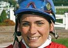 Jockey Piermarini Sidelined Indefinitely