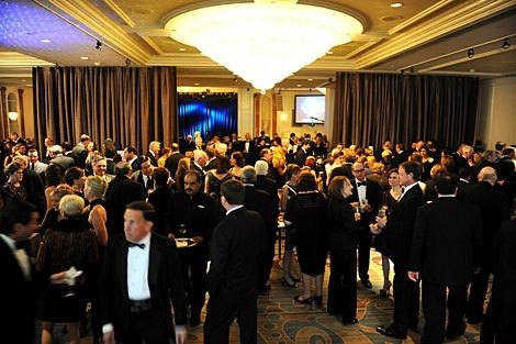 Gathering for the 41st Annual Eclipse Award at The Beverly Wilshire in Beverly Hills, California.