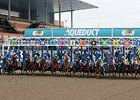 Jan. 18 Holiday Card at Aqueduct Canceled