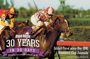 30 Years in 30 Days: Gilded Time's Juvenile