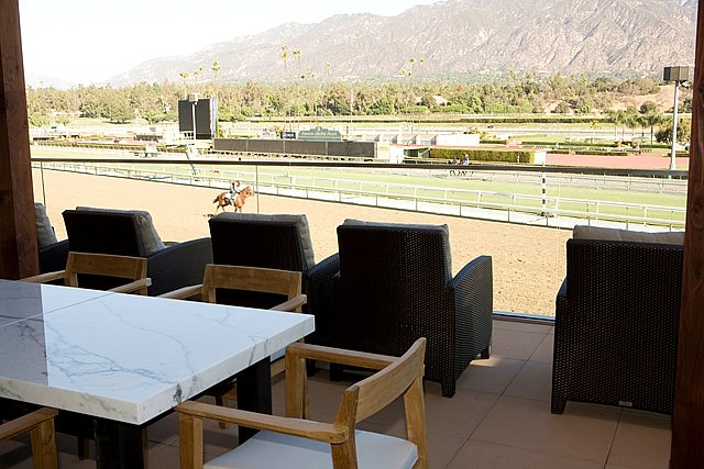 2013 Renovations to Santa Anita Park in California just in time for Breeders' Cup