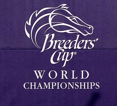 The Breeders' Cup World Championships: October 26th and October 27th from Monmouth Park.