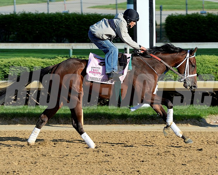 Caption: Unbridled Forever