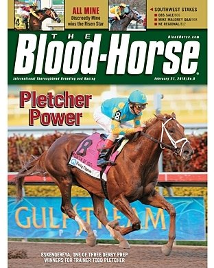 The Blood-Horse: 2/27/2010 issue