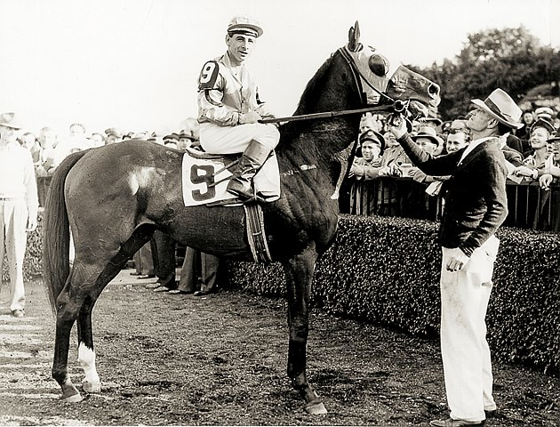 Count Fleet one of the many famous horses to win the Grade I Champagne Stakes since it started in 1867. Count Fleet went on to win the triple crown in 1943. The Champagne Stakes is a prep race on the road to the Kentucky Derby and has produced many champions.