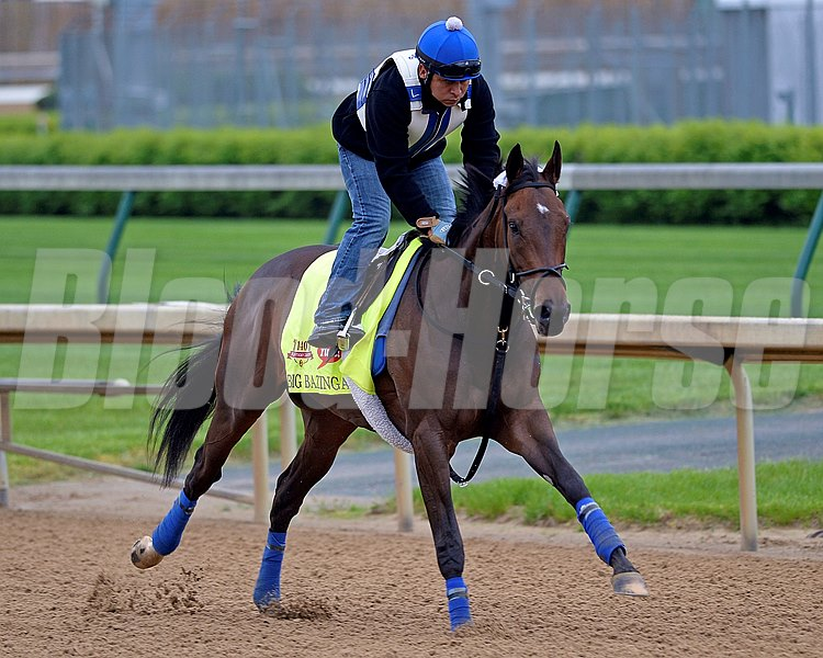 Caption: Big Bazinga