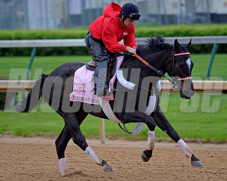 Caption: Kiss Moon