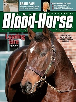 The Blood-Horse: 01/12/2008 issue