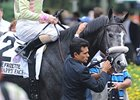 My Happy Face Hit with Virus, to Miss KY Oaks