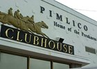 Handle Down, Attendance Up at Pimlico