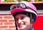 Army Vet Colvin Gets First Victory as Jockey