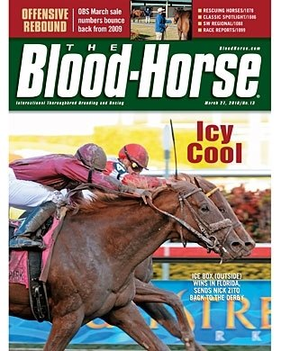 The Blood-Horse: 3/27/2010 issue