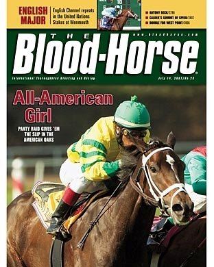 The Blood-Horse: July 14, 2007 issue.