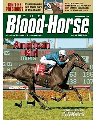 The Blood-Horse: 07/11/2009 issue