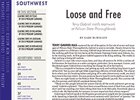 Southwest Regional: Loose and Free