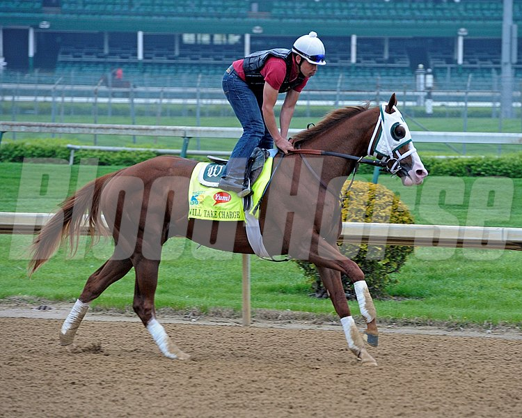 Caption:  Will TAke Charge