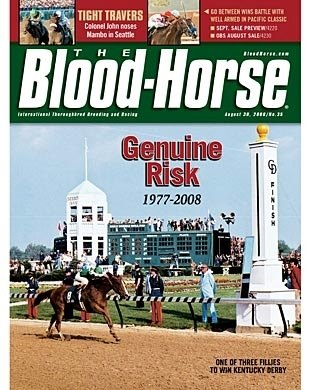 The Blood-Horse: 08/30/2008 issue