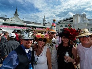 Total Handle on Oaks Day a Record $45.8M