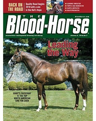 The Blood-Horse: 1/9/2010 issue