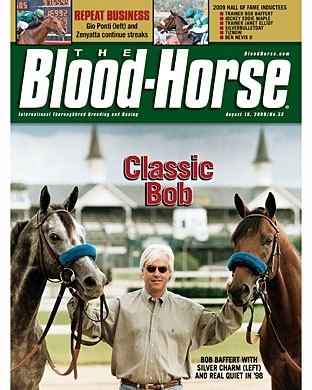 The Blood-Horse: 08/15/2009 issue