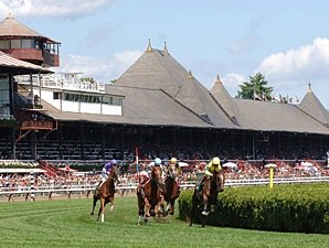 Upward  Business Trends Continue at Saratoga