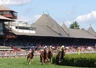 Saratoga's Meet Handle Remains Strong