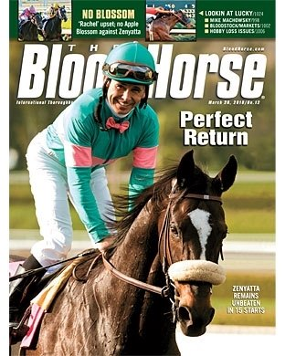 The Blood-Horse: 3/20/2010 issue