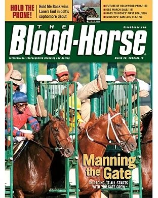 The Blood-Horse: 03/28/2009 issue