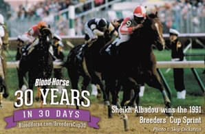 30 Years in 30 Days: Sheikh Albadou's Sprint