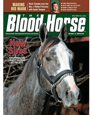 The Blood-Horse: 12/12/2009 issue