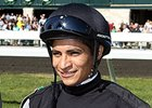Alan Garcia Plans Move to Woodbine
