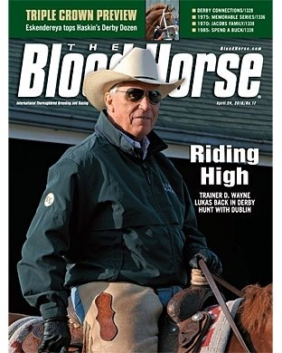 The Blood-Horse: 4/24/2010 issue